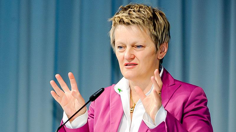 Renate Künast, Die Grünen, Politik, Bundestag, Politikerin