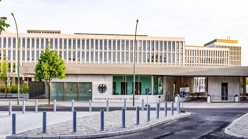 Bundesinnenministerium, BMI, Bund, Gebäude, Ministerium