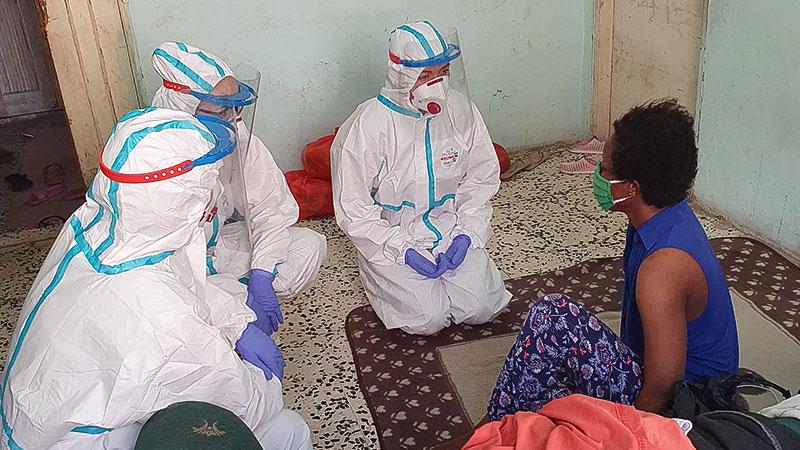 Libanon, Arbeitsmigranten, Frauen, Ärzte, Gesundheit