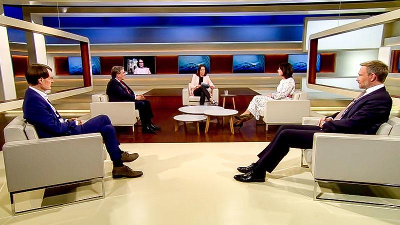 Anne Will, Talkshow, TV, Fernsehen, Debatte, Diskussion