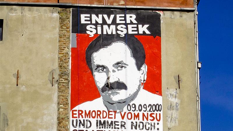 Enver Simsek, NSU, Rechtsterrorismus, Rechtsextremismus, Mord
