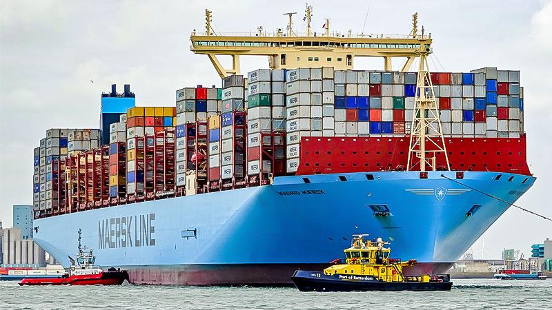 Schiff, Handelsschiff, Frachtschiff, Containerschiff, Wirtschaft, Transport
