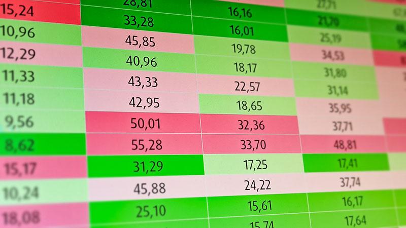 Weltrisikobericht, Zahlen, Tabelle, Statistik