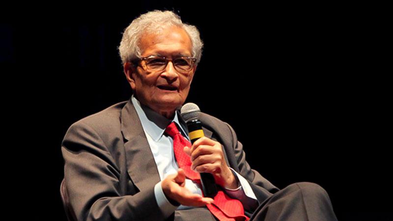 Amartya Sen, Buchhandel, Friedenspreis, Armut, Forscher