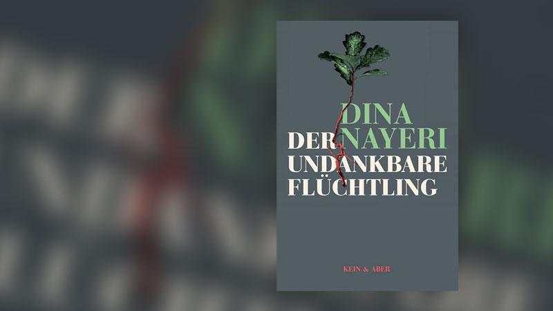 Dina Nayeri, Flüchtling, Buch, Buchcover, Der undankbare Flüchtling