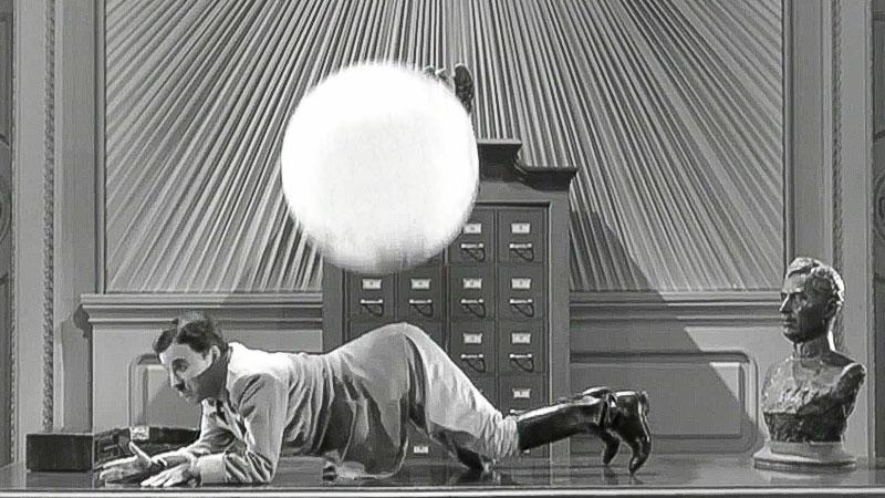 Charlie Chaplin, Der große Diktator, Adolf Hitler, Film, Kino, Nationalsozialismus
