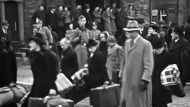 Deportation, Geschichte, Juden, Nationalsozialismus, Antisemitismus