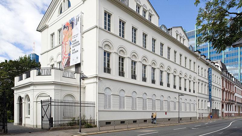 Jüdisches Museum Frankfurt, Gebäude, Ausstellung, Juden, Museum