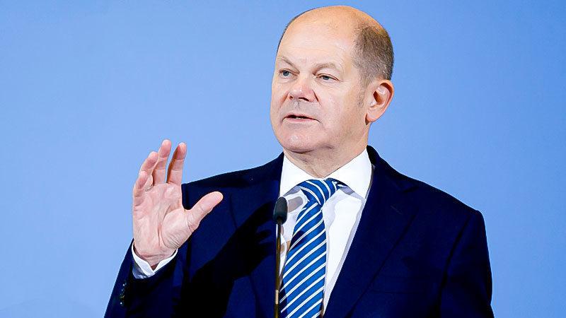 Olaf Scholz, SPD, Politik, Politiker, Rede, Bundesfinanzminister
