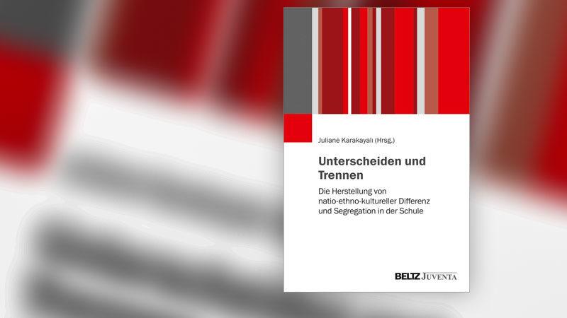 Buch, Cover, Unterscheiden und Trennen, Rassismus, Schule