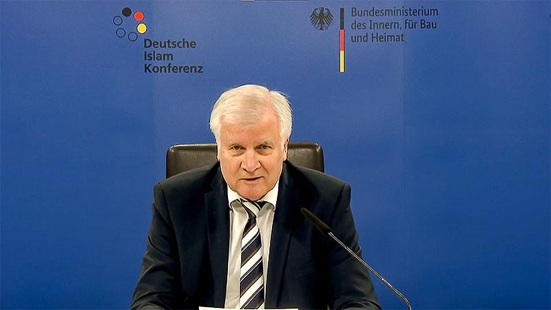 Horst Seehofer, Rede, Islamkonferenz, Islam, Konferenz, Innenminister
