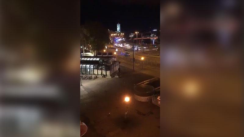Wien, Österreich, Anschlag, Terror, Nacht, Stadt