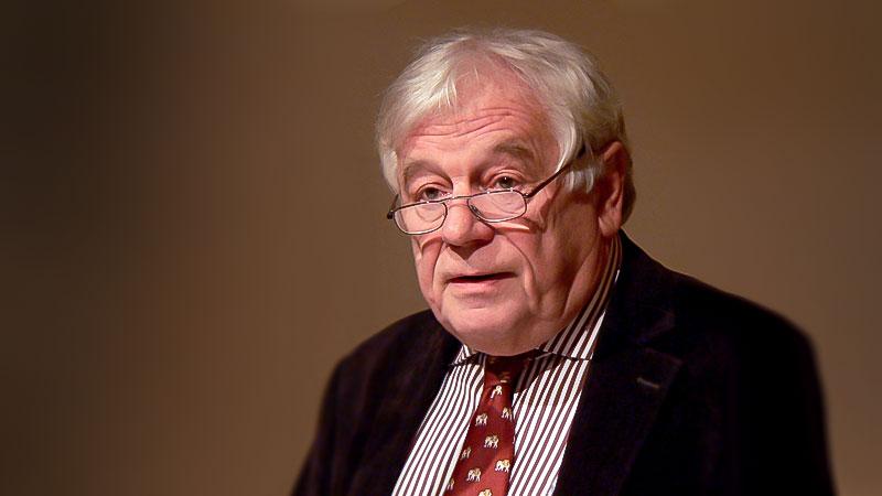Wolfgang Benz, Historiker, Rede, Nationalsozialismus, Geschichte, Gesellschaft