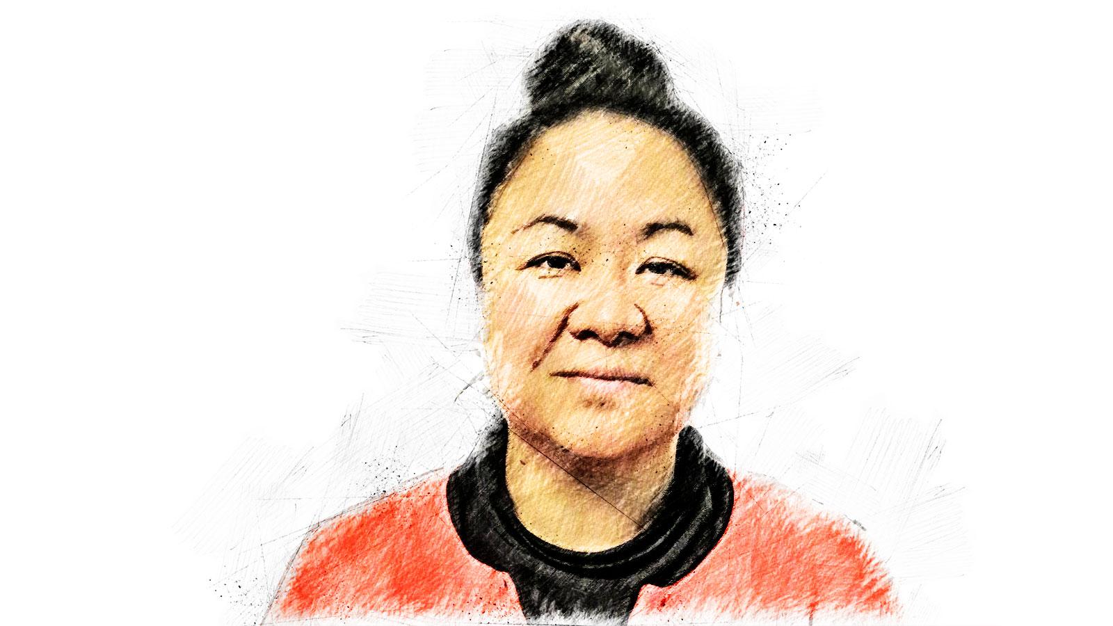 Kimiko Suda, Sinologin, Wissenschaftlerin, Asien, Rassismus, Asiaten