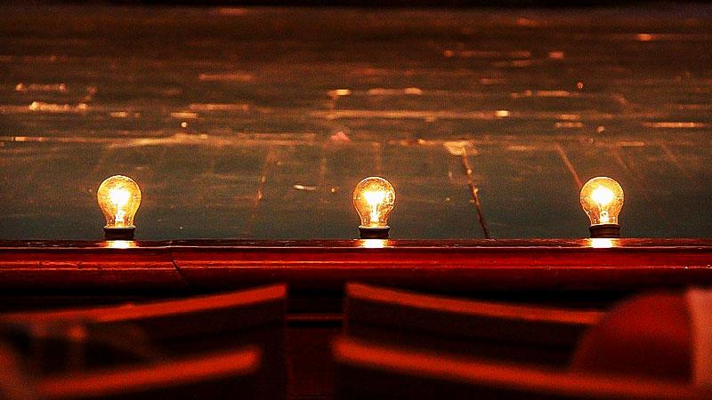 Theater, Bühne, Licht, Lichter, Theaterbühne, Theaterlicht, aufführung
