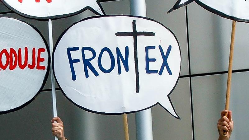 Frontex, Demo, Demonstration, EU, Grenzschutz, Küstenschutz