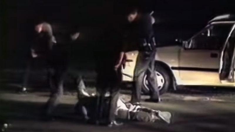 Rodney King, Video, USA, Polizei, Rassismus, Polizeigewalt