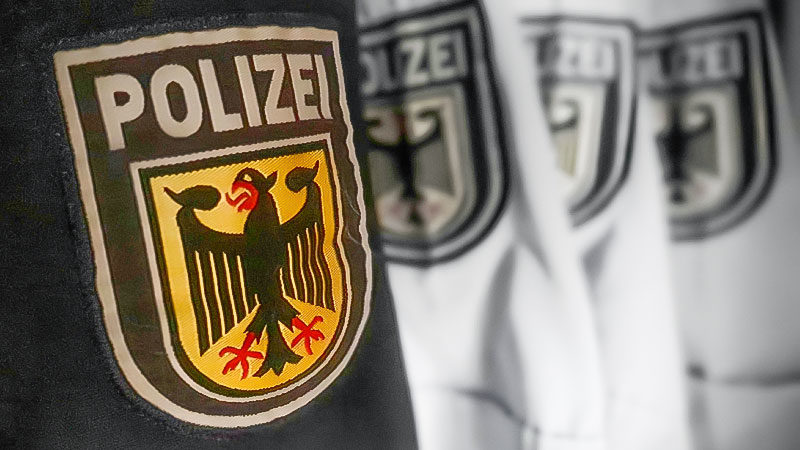 Polizei, Uniform, Sicherheit, Beamte