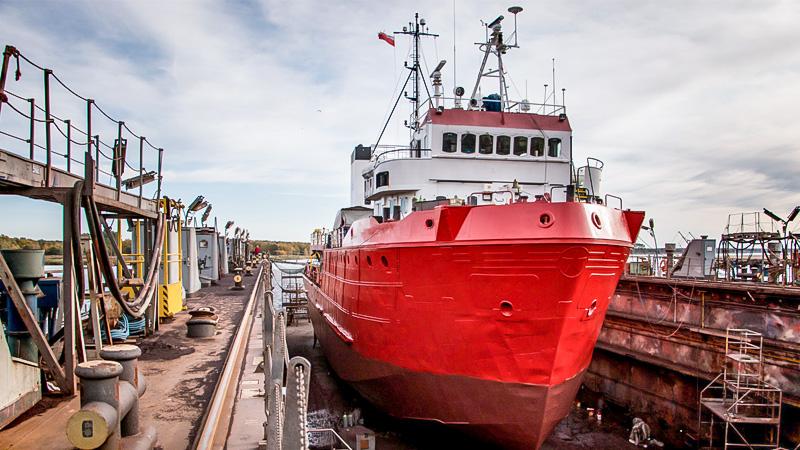 Rettungsschiff, Seenotretter, Mittelmeer, Flüchtlinge, Sea-Eye