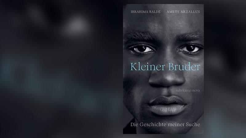 Buch, Kleiner Bruder, Afrika, Flucht, Menschenrechte, Mittelmeer