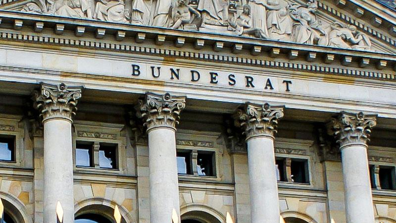 Bundesrat, Gebäude, Deutschland, Bundesrepbulik, Säule
