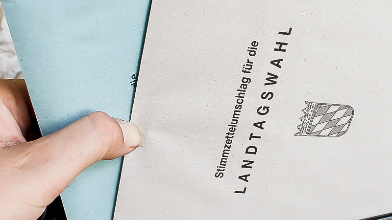 Wahl, Landtagswahl, Wählen, Briefwahl, Demokratie, Wähler