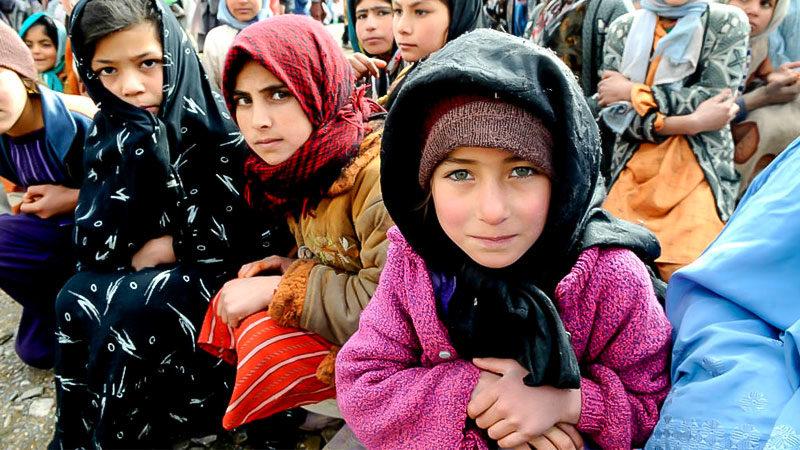 Afghanistan, Frauen, Mädchen, Armut, Gewalt, Krieg, Flucht