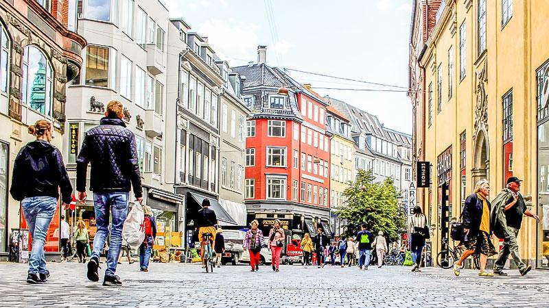 Stadt, Gesellschaft, Menschen, Einkaufen, Demografie