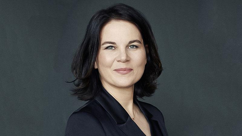 Annalena Baerbock, Grüne, Kanzlerkandidatin, Politik, Annalena, Baerbock