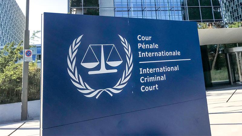 Internationaler Strafgerichtshof, Völkerrecht, Menschenrechte, Verbrechen