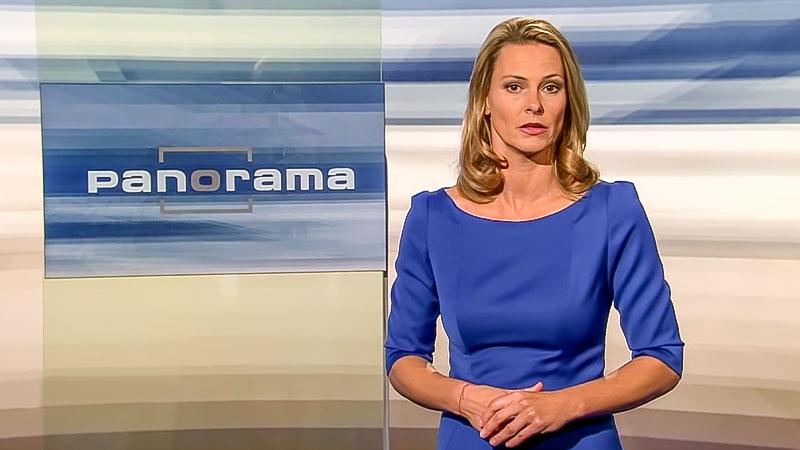Panorama, Anja Reschke, Moderation, Fernsehen, TV, Journalismus, Journalist