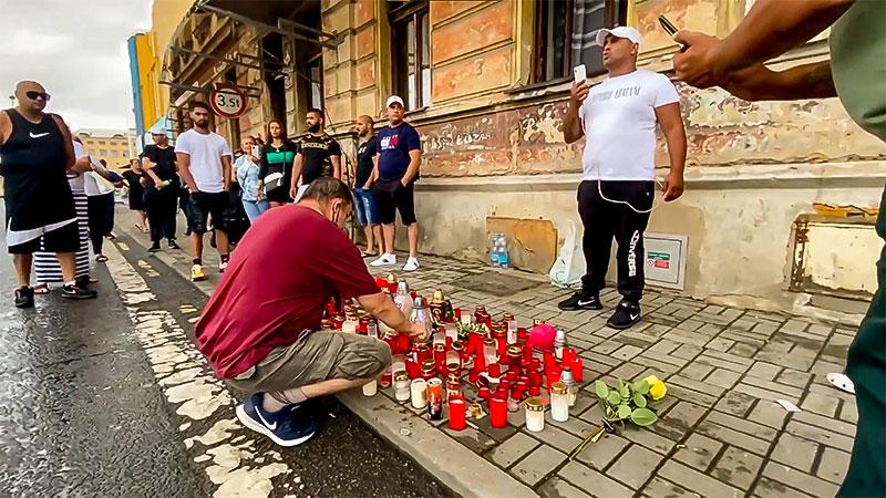 Tod nach Festnahme - Polizeieinsatz in Tschechien erinnert an George Floyd