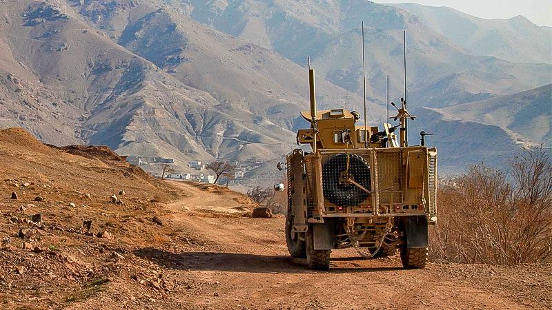 Afghanistan, Krieg, Militär, Panzer, Soldaten