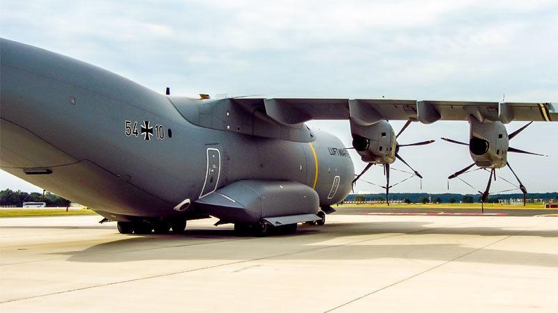 Bundeswehr, Luftwaffe, Flugzeug, Krieg, Soldaten, Transport
