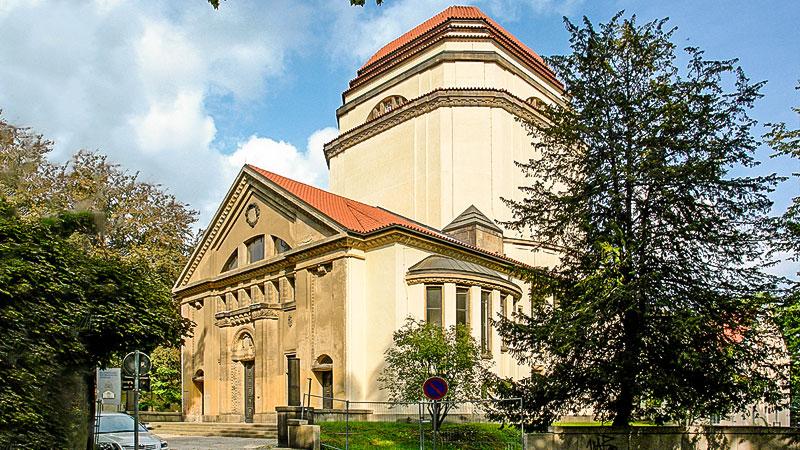 Synagoge Görlitz, Görlitz, Synagoge, Jude, Juden, Religion