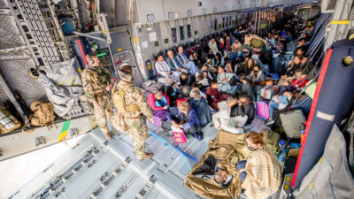 Evakuierung, Afghanistan, Bundeswehr, Flugzeug