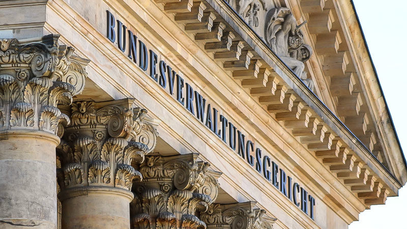Bundesverwaltungsgericht, Bundesgericht, Verwaltungsgericht, Gericht, Gebäude, Leipzig, Recht, Urteil, Rechtsprechung, BVerwG