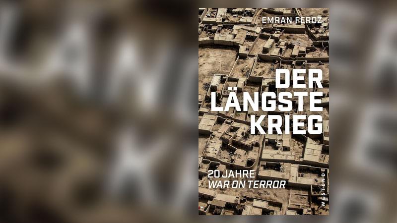 Emran Feroz, Buch, Cover, Afghanistan, Der längste Krieg