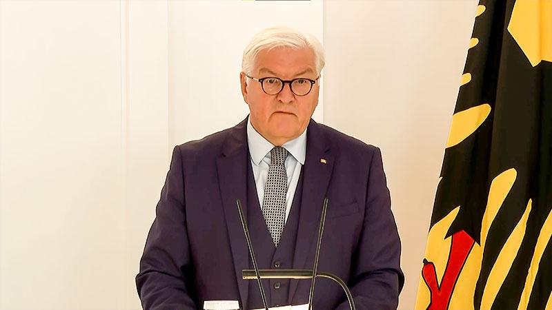 Frank-Walter Steinmeier, Bundespräsident, Rede, Steinmeier