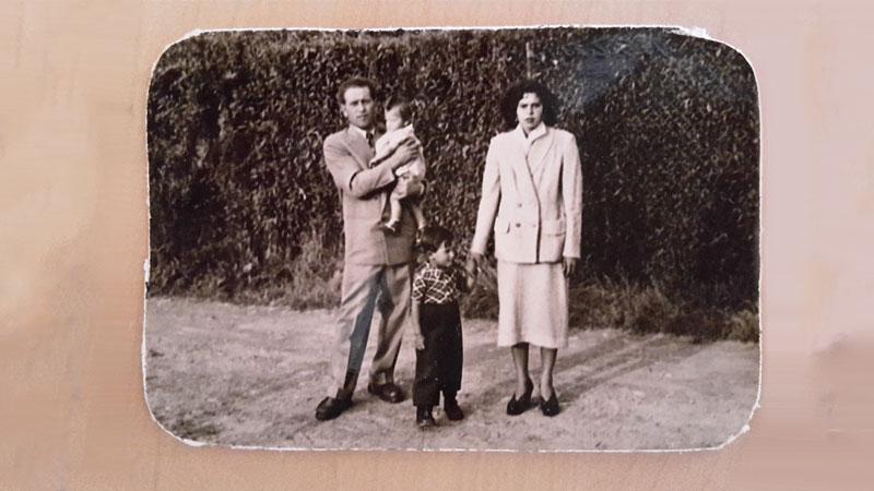 Sinti, Roma, Geschichte, Familie, Mutter, Vater, Kinder