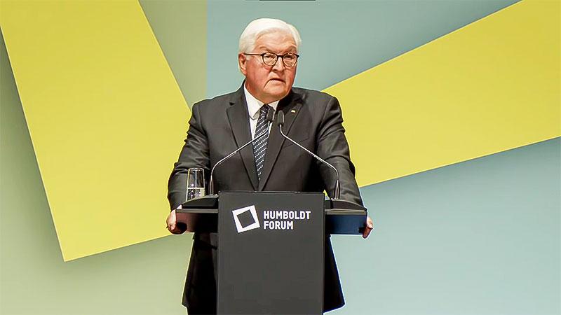 Frank-Walter Steinmeier, Rede, Bundespräsident, Kolonialismus