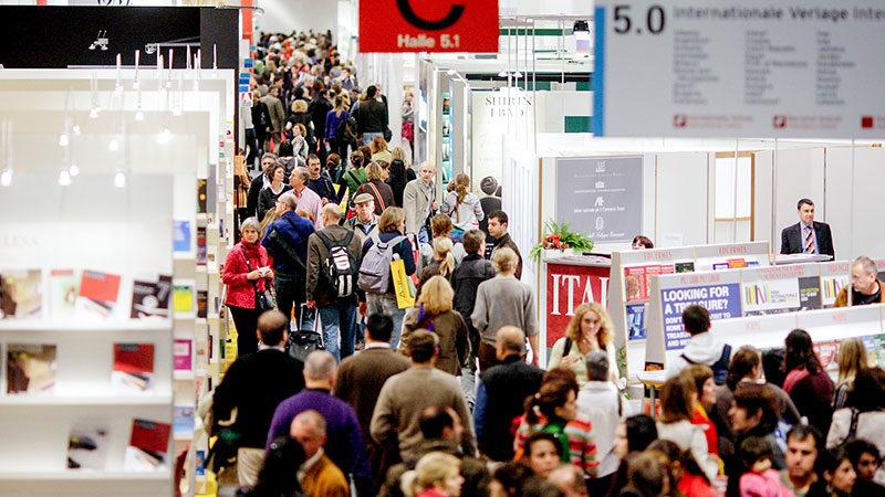 Absagen auf Frankfurter Buchmesse wegen Präsenz rechtsextremer Verlage