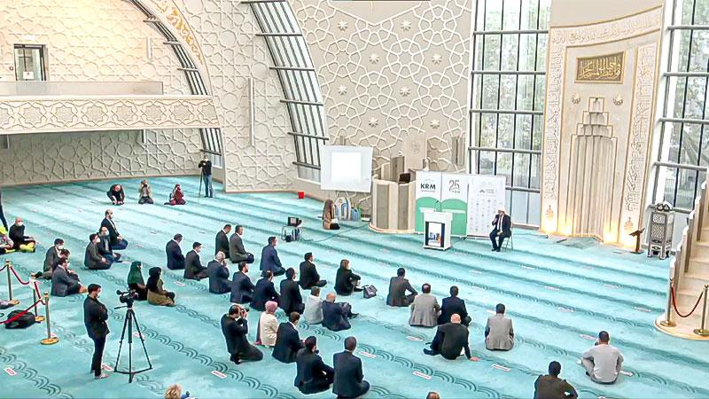 Tag der offenen Moschee, Moschee, Islam, Muslime, Religion
